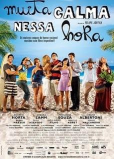 Muita Calma nessa Hora DVDSCR Nacional 2010