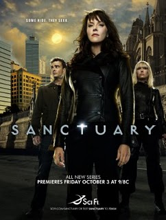 Assistir Sanctuary  Online (Legendado)