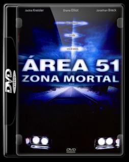 Área 51 – Zona Mortal Dublado 2007