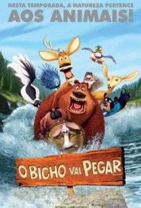 Capa Filme O Bicho vai Pegar Dublado DVDRip