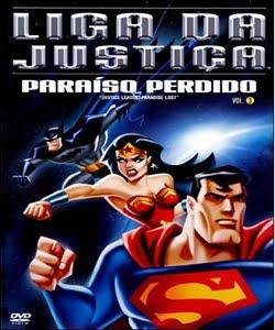 Dublado - Liga da Justiça   Paraíso Perdido - DVDRip